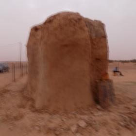 case de retarate spirituel de El Hadj Oumar
